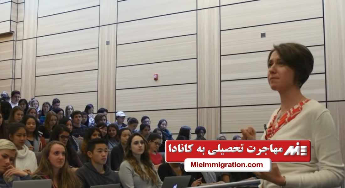 مهاجرت تحصیلی به کانادا